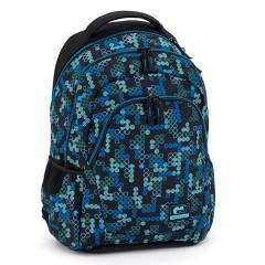 AUtonomy Tetris Balance iskolatáska, hátizsák