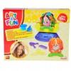 Art and Fun Hajstúdió gyurmaszett - Simba Toys