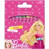 Barbie zsírkréta szett 12db