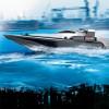 Carrera RC: Race Boat távirányítós versenyhajó