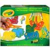 Crayola: Állatfigurás kreatív kollázs készítő szett