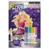 Crayola: Color Alive Barbie szupersztár interaktív kifestő