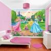 Disney Hercegnők fali tapéta - Walltastic