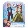 Jégvarázs: Anna és Kristoff figurák - Hasbro