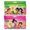 Disney tündéres színes zsírkréta 24 db-os