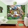 Dzsungel Kaland fali tapéta 12 részes - Walltastic