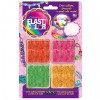 Elasticolor karkötőkészítő utántöltő 4 színnel