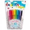 Fiorella színes golyóstóll 10 db-os készlet - Carioca