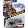 Hot Wheels Marvel: Drax, a pusztító 1/64 kisautó - Mattel