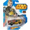 Hot Wheels - Star Wars: Kanan karakter kisautó 1/64 - Mattel