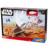Hot Wheels Star Wars Menekülés a Jakku bolygóról játékszett - Mattel