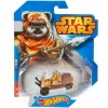 Hot Wheels - Star Wars: Wicket karakter kisautó 1/64 - Mattel