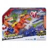Jurassic World: Hero Mashers Tyrannosaurus-Rex Hybrid dinoszaurusz - Hasbro