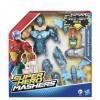 Marvel Mashers szuperhősök: Whiplash akciófigura szett - Hasbro