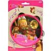 Mása és a Medve csörgődob - Simba Toys