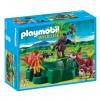 Playmobil: Természetfilmes kislány gorillákkal és okapikkal (5415)