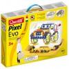 Quercetti: Pixel Evo pötyi nagy szett 280 db-os