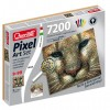 Quercetti: Pixel Art Puma pötyi 7200 db-os