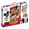 Quercetti: Pixel Art Walt Disney Mickey Mouse 6000 db-os pötyi