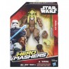 Star Wars Hero Mashers Episode II Kit Fisto figura - Hasbro