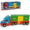 Super Truck konténeres - Wader