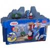 Thomas a gőzmozdony: Kék hegy kőbánya építőszett - Mega Bloks