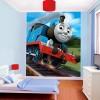 Thomas a gőzmozdony fali tapéta - Walltastic
