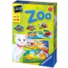 Zoo párosító társasjáték - Ravensburger