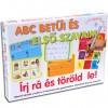 ABC betűi és Első szavaim fejlesztő játékszett