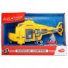 Action Series Mini: Mentő helikopter 15cm - Dickie Toys