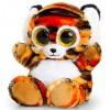 Animotsu Nagyszemű plüss tigris 15cm - Keel Toys