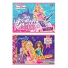 Barbie színes vázlatfüzet B/4-es méret 8 lap