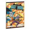Batman vs. Joker kockás füzet A/5