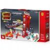 Bburago Ferrari Downhill garázs szett 1/64