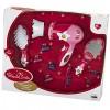 Coralie Hercegnő fodrász szett 11 elemmel - Klein Toys