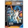 Star Wars: Csillagok háborúja filmplakát puzzle 500db-os - Ravensburger