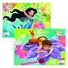 Disney tündéres színes vázlatfüzet B/4-es méret 8 lap