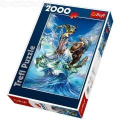 A tenger királya 2000 db-os puzzle - Trefl