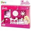 Barbie konyhakészlet villanysütővel - Faro Toys