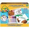 Crayola: Matricás puzzle kicsiknek