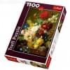Csendélet virágokkal 1500 db-os puzzle - Trefl