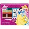 Disney Hercegnők rajzszett 22 db kiegészítővel