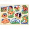 Fa formapuzzle - Farm állatok