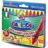 Jumbo zsírkréta készlet 12 db - Carioca