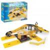 Kid Cars 3D autópálya építés szett - Wader