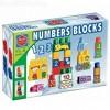 Maxi Blocks figurás és számos kockák - D-Toys