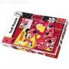 Minnie egér 500 db-os puzzle - Trefl