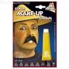 Sárga arcfesték tubusban