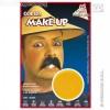 Sárga színű arcfesték tálcán