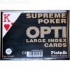 Opti pókerkártya 2x55 lapos - Piatnik